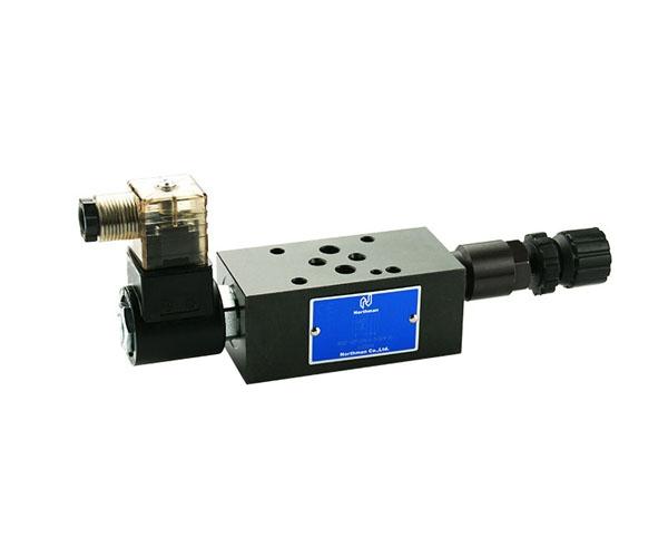 MSRF叠加式电控溢流阀