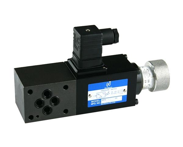 MPS叠加式压力继电器