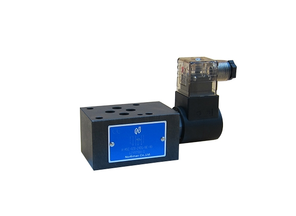 H-MSC高压型叠加式电控单向阀