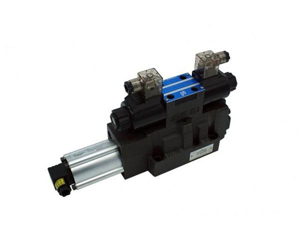 SWPS电液换向式安全阀