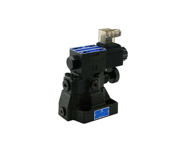 DSRF低噪音型电磁控制溢流阀