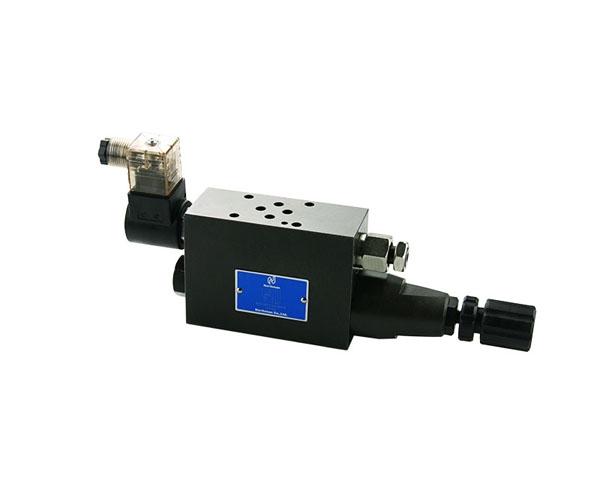 MSPR叠加式电控减压阀