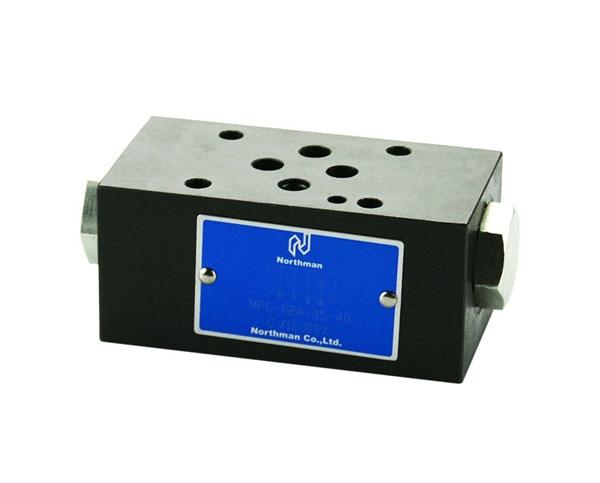 MPC叠加式液控单向阀