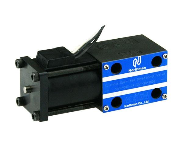 SWM-G02 电磁换向阀(30型)